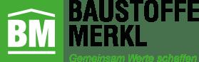 Logo von Baustoffe Merkl