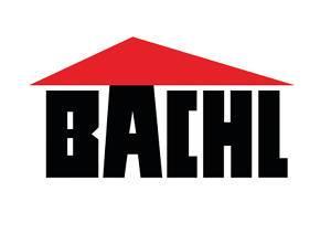 Log der Firma Bachl als Referenz