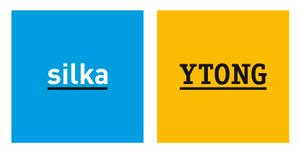 Logo von Silka und Ytong als Referenz