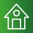 Icon-Symbol zum Thema Dächer und Fassaden